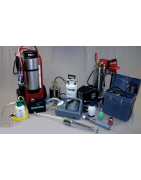 Professional  Equipment In The Eradication Of Pests