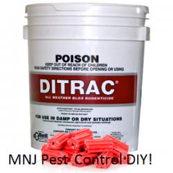 Ditrac Rodent Bait 8kg